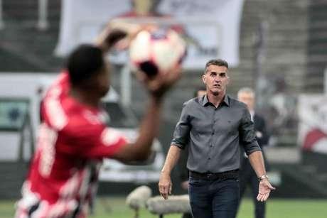 Bom desempenho no Majestoso pode ter espantando pressão sobre Mancini (Foto: Rodrigo Coca/Ag.Corinthians)