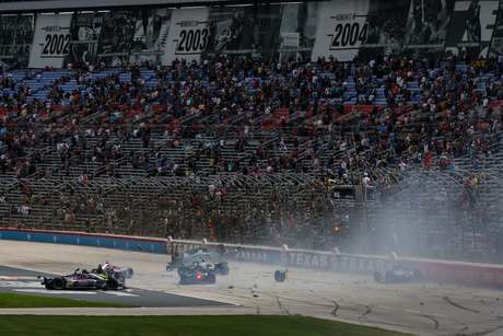 O acidente causado por Pietro Fittipaldi
