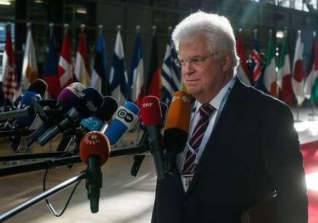 Embaixador da Rússia no bloco foi convocado pela UE