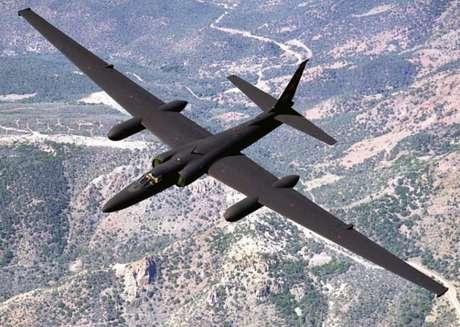 Lockheed U-2 em ação