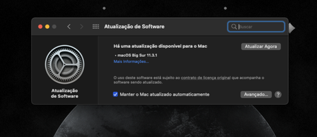 macOS 11.3.1