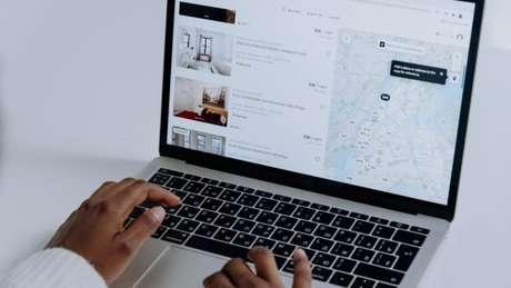 Como criar uma lista de lugares favoritos no Airbnb