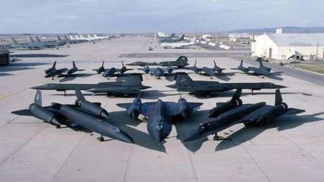 A orgulhosa família Blackbird