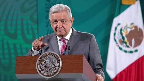 O presidente do México é um dos que pediu ajuda a Biden com as vacinas