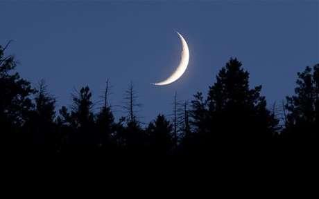 Hoje, às 16h49, temos a Lua adentrando a sua fase Minguante no signo de Aquário - Shutterstock