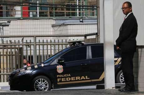 Voatura da Polícia Federal no Rio de Janeiro 05/09/2017 REUTERS/Sergio Moraes