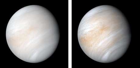 Planeta Vênus em fotografia da Nasa  Divulgação