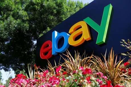 Logo do ebay fotografado em San Jose, Califórnia (EUA)  28/05/2014 REUTERS/Beck Diefenbach