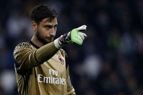 Donnarumma pode deixar o Milan no final da temporada (Foto: AFP)