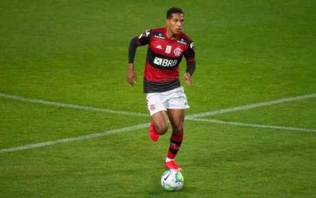 João Lucas deixa o Fla após 19 jogos (Foto: Alexandre Vidal / Flamengo)