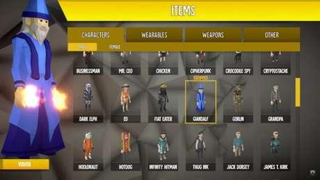 Elixir Marketplace permite negociar itens in-game como NFTs