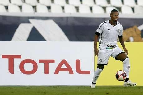 Rickson em ação pelo Botafogo (Foto: Vítor Silva/Botafogo)