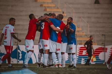 Tricolor fez 2 a 0 no time do interior do estado (Divulgação/Paraná Clube)