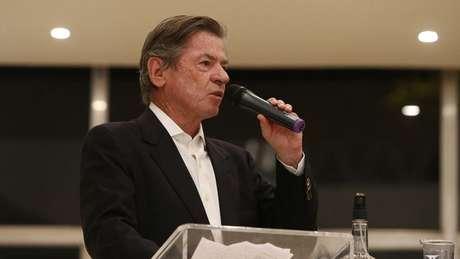 'Não existe nenhuma torcida como a do Vasco no mundo todo', disse mandatário (Rafael Ribeiro / Vasco)