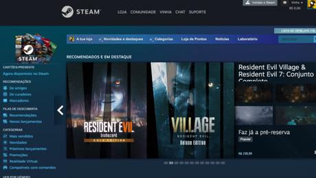 Steam pode ter problemas legais por suposto monopólio