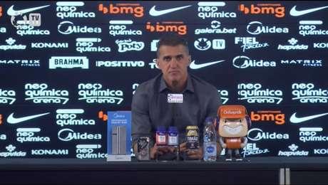 Vagner Mancini elogiou a atuação do Corinthians no empate com o São Paulo.