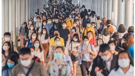 Medidas para conter a pandemia têm variado em cada país