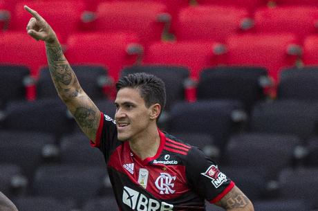 Pedro é um dos jogadores mais importantes do futebol brasileiro; reserva no Flamengo