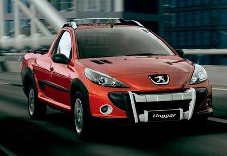 Peugeot Hoggar.