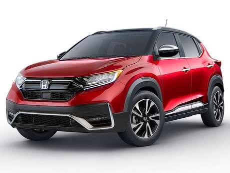 Honda ZR-V.