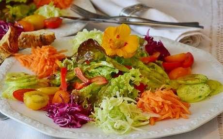 Salada perfeita