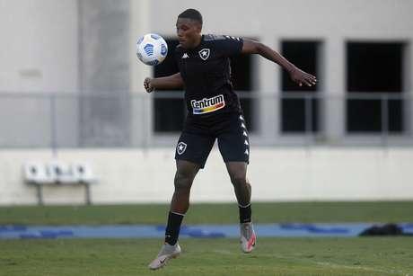 Gabriel Tigrão marcou dois gols (Foto: Vítor Silva/Botafogo)