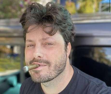 O apresentador do SBTDanilo Gentili