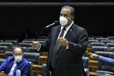 O líder do governo no Congresso, senador Eduardo Gomes (MDB-TO).