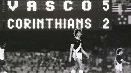 Roberto Dinamite é o maior artilheiro da história do Vasco com 708 gols (Reprodução)