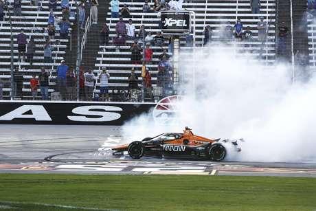 Pato O'Ward escalou a classificação da Indy 2021