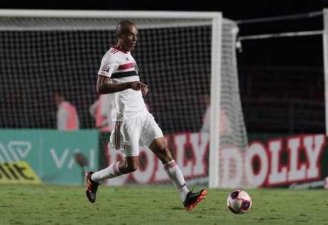 Miranda falou sobre a fase do São Paulo na temporada (Foto: Rubens Chiri / saopaulofc.net)