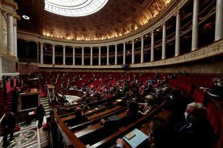 Parlamento da França  4/5/2021   REUTERS/Sarah Meyssonnier