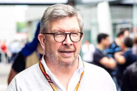 Ross Brawn, diretor-esportivo da Fórmula 1.