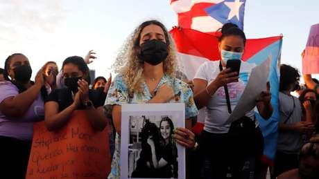 A família de Keishla Rodríguez Ortiz relatou seu desaparecimento na noite de quinta-feira passada