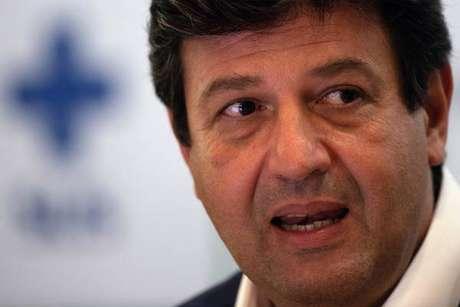 Luiz Henrique Mandetta foi o primeiro ministro da Saúde na gestão Bolsonaro