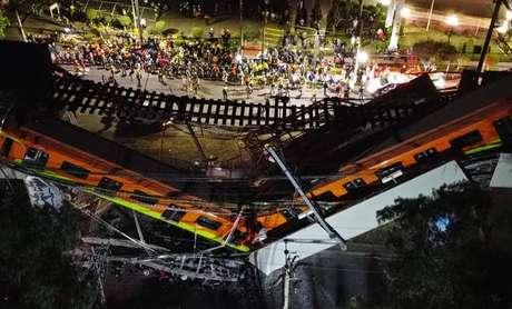 Pelo menos 23 pessoas morreram no incidente