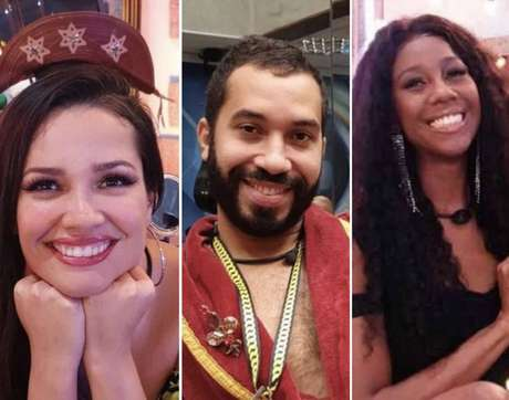 Juliette, Gil do Vigor e Camilla de Lucas foram os que conseguiram maior número de seguidores, em menos tempo, durante o 'Big Brother Brasil 21'