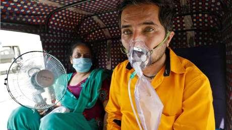 Os EUA vão suspender a proibição de envio de matérias-primas ao exterior, permitindo que a Índia produza mais da vacina AstraZeneca, algo que o país reivindicava
