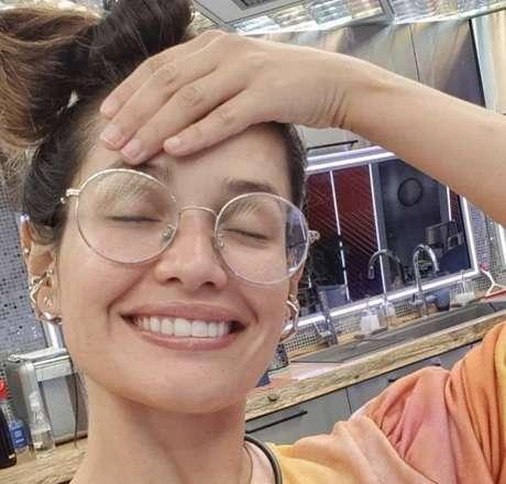 A paraibana Juliette Freire, vencedora do 'Big Brother Brasil 21'