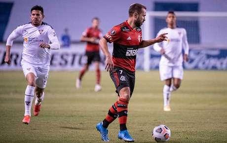 Everton Ribeiro foi um dos destaques do Fla (Foto: Alexandre Vidal/Flamengo)