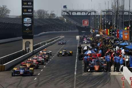 A Indy 500 já tem 34 inscritos