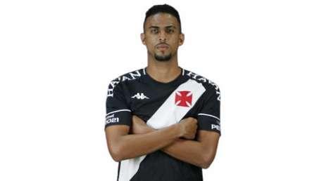 Menezes, capitão da equipe sub-20 do Vasco (Foto: Divulgação/Vasco)