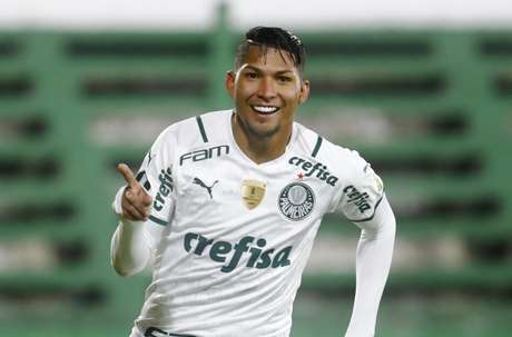 Rony foi o grande destaque do Palmeiras pela Libertadores