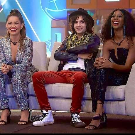 Juliette, Fiuk e Camilla
