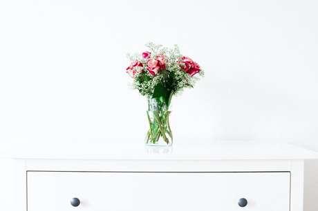 flores vermelhas feng shui