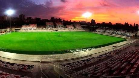 A partida seria disputada no Estádio Romelio Martínez, em Barranquilla (Foto: Divulgação)