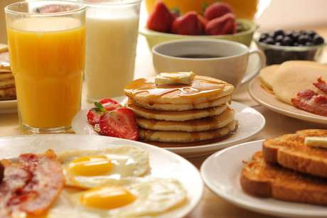 11. Não se esqueça de preparar um bom café da manhã