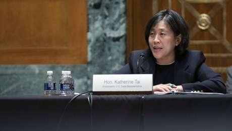 'O governo federal acredita fortemente nas proteções da propriedade intelectual, mas para que a pandemia possa ter fim, defende o levantamento dessas proteções para vacinas anticovid', diz nota assinada por Tai
