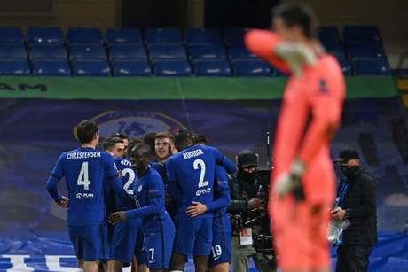 Chelsea está em sua terceira final de Champions League na história (Foto: GLYN KIRK / AFP)