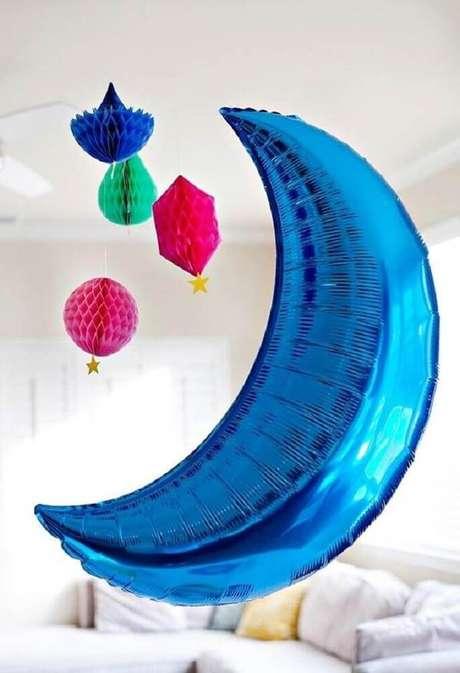 12. Balões decorativos para festa do pijama